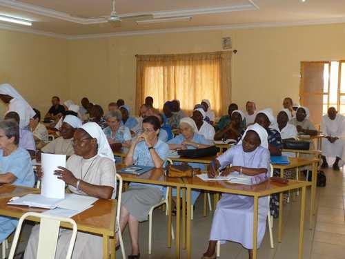 Assemblée générale ordinaire de l'Union des Supérieurs Majeurs du Burkina Niger
