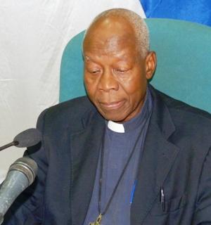 Père Jean Ilboudo de le Théotokos