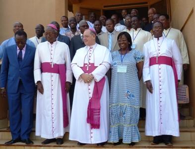 Le laicat s'organise au Burkina Faso