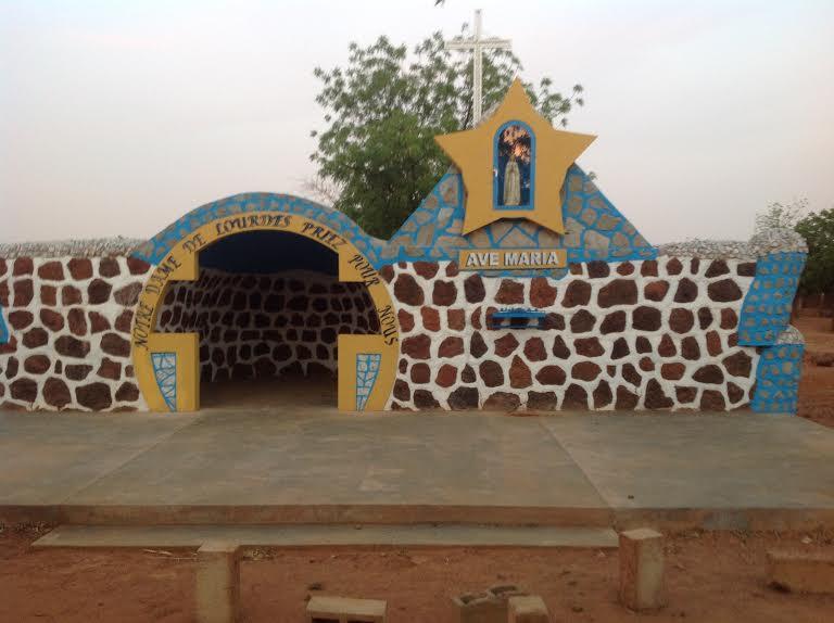 Visite surprise pour les petits séminaristes de Kaya