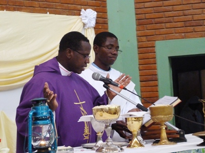 Pourquoi donner de l'argent pour la célébration de la messe ?