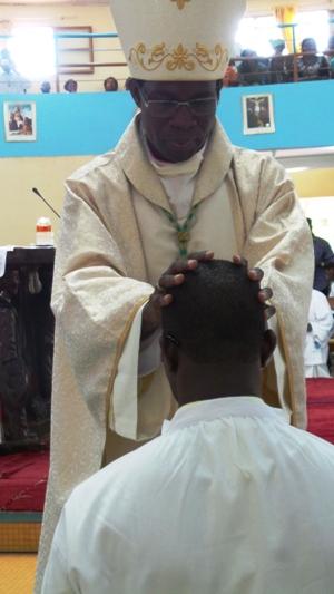Homélie de Mgr Modeste KAMBOU, à l'occasion des ordinations diaconales au grand séminaire St Jean-Baptiste