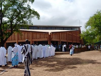 Religion : Le monastère de koubri s'agrandit