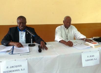 Les Jésuite célèbrent le bicentenaire de la restauration de la Compagnie de Jésus au Burkina.