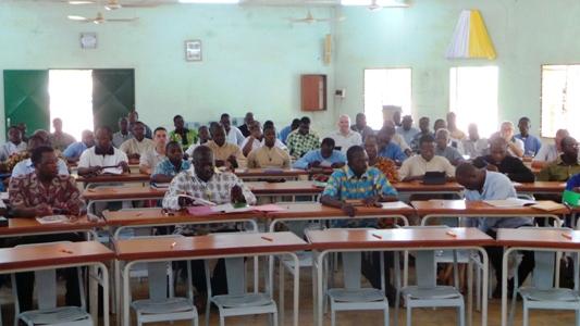 Session de rentrée pastorale archidiocèse de Ouagadougou