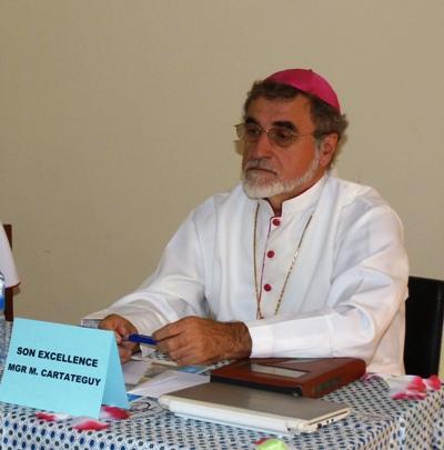 L'Archidiocèse de Niamey vient de prendre un tournant important