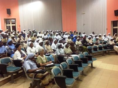 Lancement des activités de l'année  de la vie consacrée au Burkina Faso