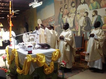 Jubilé de la paroisse de Pissila : 25 ans de grâces