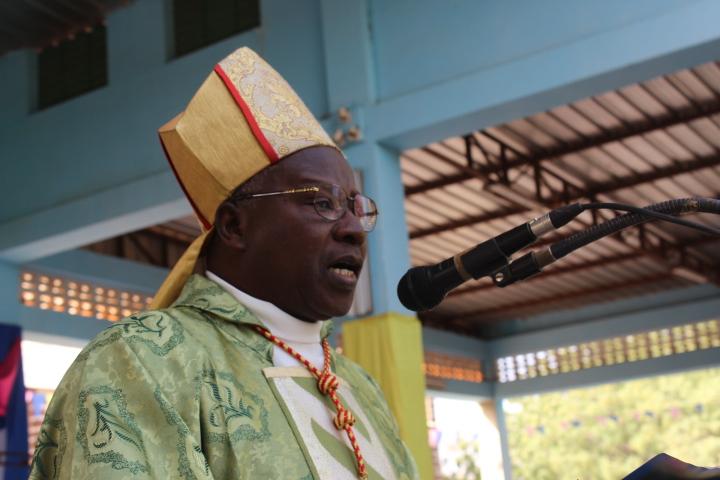 Pèlerinage annuel à Koupéla :  le Cardinal Philippe OUÉDRAOGO invité.