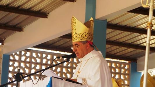 Pour un Burkina Faso réconcilié, les catholiques ont prié a Yagma