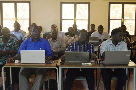 KAYA : Les prêtres se forment à la gestion administrative et financière