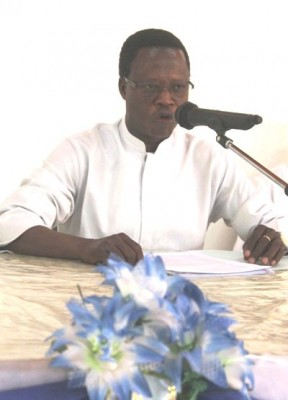 Ab Oscar Zoungrana, Directeur National des OPM