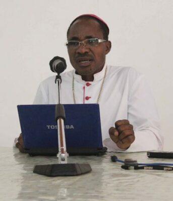 Mgr Gabriel SAYAOGO, Président de la commission épiscopale des OPM
