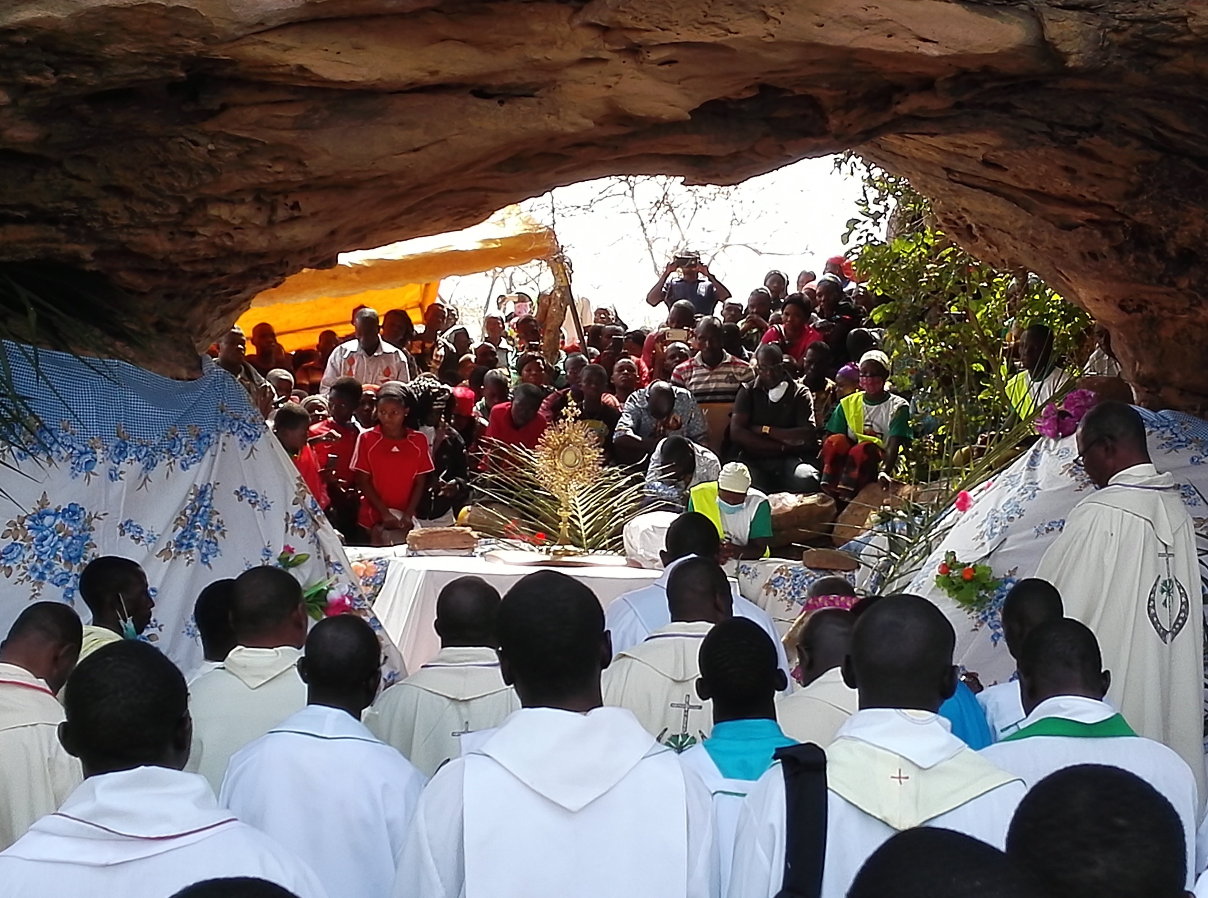 29ème PELERINAGE MARIAL DIOCESIAN DE BOBO-DIOULASSO