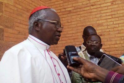 Son Eminence à la rentrée médiatique