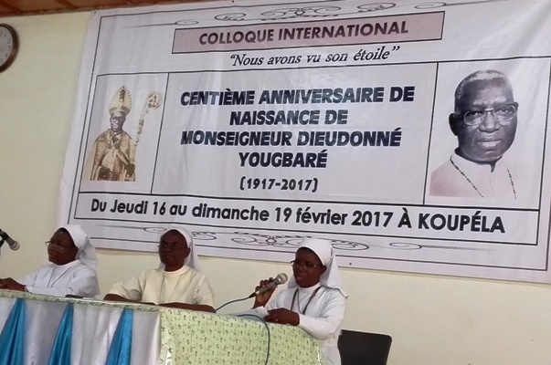 COLLOQUE INTERNATIONAL SUR MGR DIEUDONNE YOUGBARE