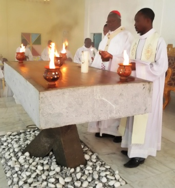 Dédicace du Sanctuaire Notre Dame des pauvres