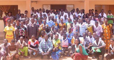 137 jeunes pèlerins à Dori