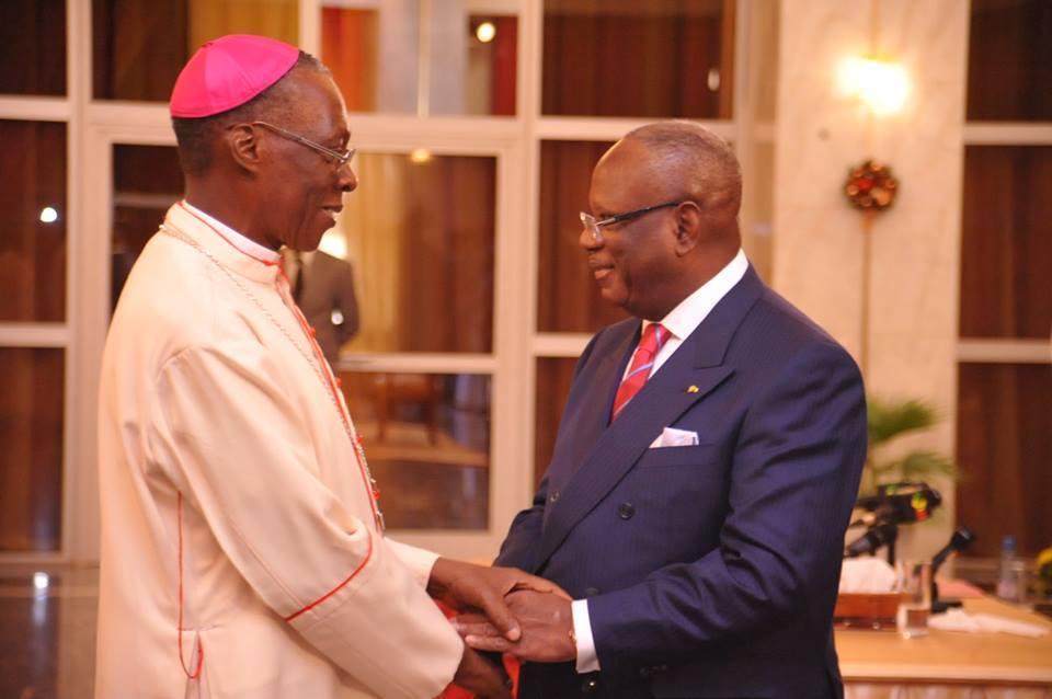 Mgr Jean Zerbo créé cardinal par le pape François