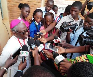 Jubilé des 75 ans du Sacerdoce au Burkina Faso et au Niger