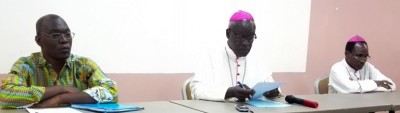 Discours d'ouverture par Mgr Séraphin