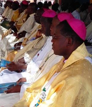 Clôture de l'assemblée Plénière ordinaire des évêques du Burkina Niger