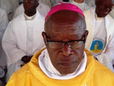 Mgr Séraphin, archevêque de KOUPELA