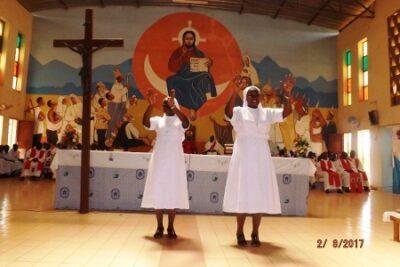 les sœurs professes