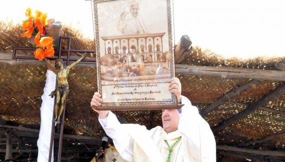 L'Archidiocèse de Koupéla accueille le Nonce apostolique  à l'occasion de son pèlerinage annuel