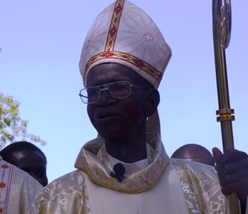 JUBILE D'OR EPISCOPAL DE MGR JEAN-BAPTISTE SOME
