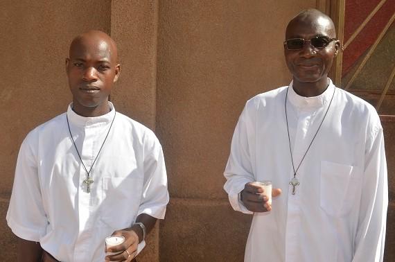 Premiers vœux des frères de Saint Joseph de Kaya