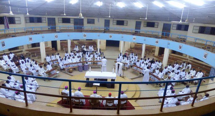 ASSEMBLÉE PLÉNIÈRE ORDINAIRES DES ÉVÊQUES DE LA CONFÉRENCE ÉPISCOPALE BURKINA -NIGER