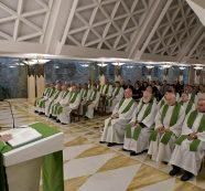 Sainte-Marthe: le ministère est un don, pas une fonction ou un pacte de travail