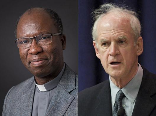 Le prix Ratzinger récompense un philosophe canadien et un prêtre du Burkina Faso: Le Père Paul BERE