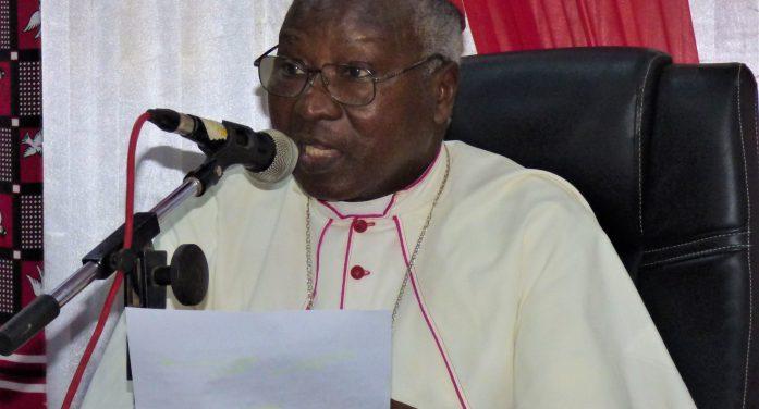QUATRIÈME CONGRES DE L'AFRIQUE ET MADAGASCAR SUR LA  DIVINE MISÉRICORDE AU BURKINA FASO