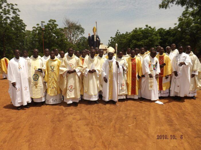 Jubilé du sacerdoce à Saint Cyprien