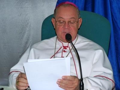 Allocution de Son Excellence Mgr Vito Rallo