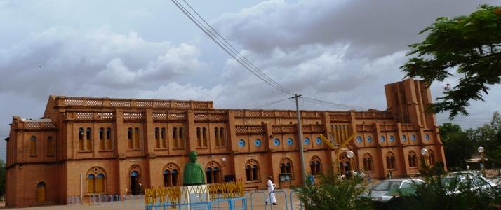 calendrier de l'année pastorale 2013/2014, archidiocèse de Ouagadougou