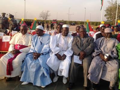 Voeux des corps constitués de l'Etat au Président du Faso