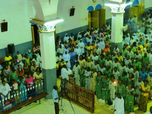 MESSAGE DE CARÊME 2014, diocèse de Ouagadougou