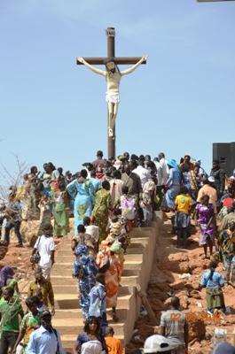 Chemin de croix, chemin de miséricorde