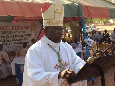 Homélie de son Excellence Monseigneur Laurent BIRFUORE DABIRE, Evêque de Dori