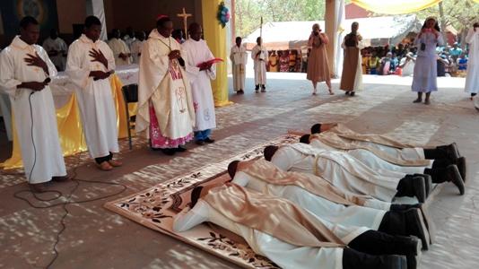 Le diocèse de Koudougou ouvre ses portes à une nouvelle congrégation religieuse.
