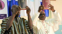 DEDICACE DE LA BIBLE EN DAGARA